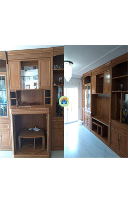 Modificación mueble Seseña