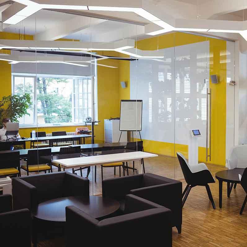 Reformas y reparaciones de oficinas